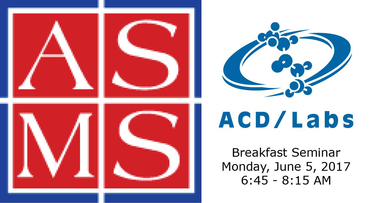 ACD/Labs Breakfast Seminar at ASMS