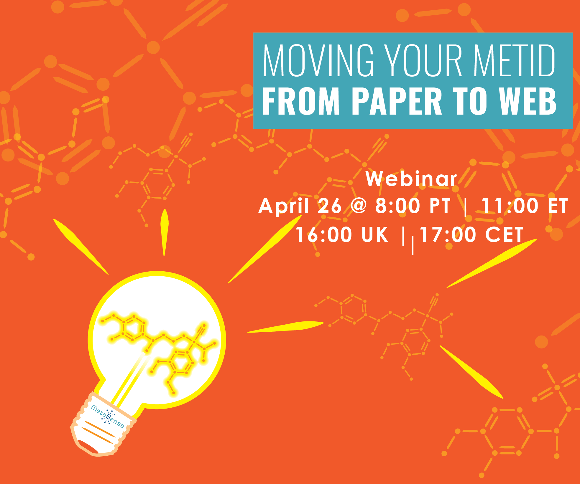 Webinar: Moving Your METID From Paper to Web