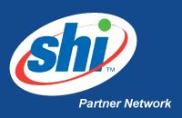 SHI Partner logo