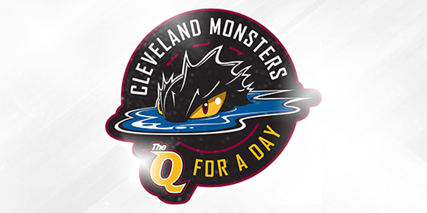 Cleveland Monsters Q for a Day