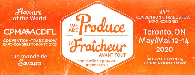 2020 CPMA Convention and Trade Show / Expo-congrès 2020 de l'ACDFL
