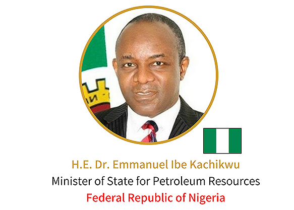 H.E. Dr. Emmanuel Ibe Kachikwu