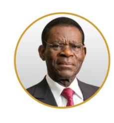 H.E. Teodoro Obiang Nguema Mbasogo