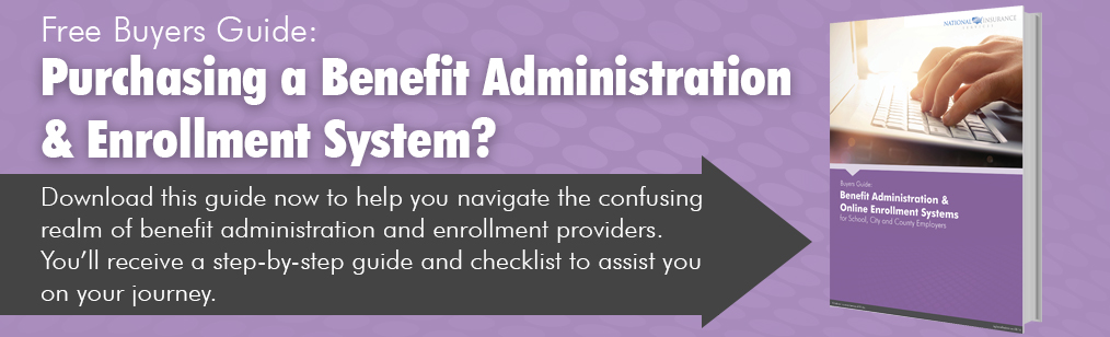 Free Buyers Guide: Purchasing a Benefit Administration and Enrollment Software System?