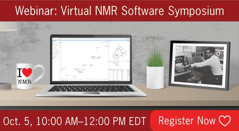 Register for Virtual NMR Symposium