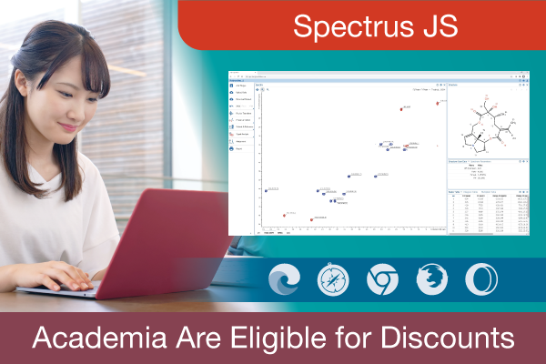 Spectrus JS 50% Introductory Promotion for Academia