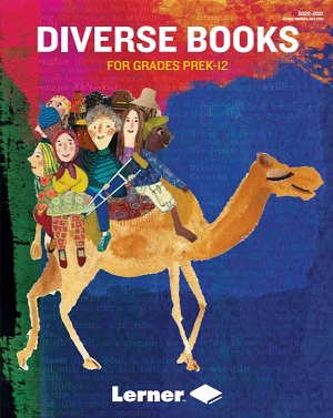Diverse books on Edelweiss