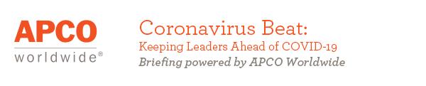 Coronavirus Pulse from APCO Worldwide
